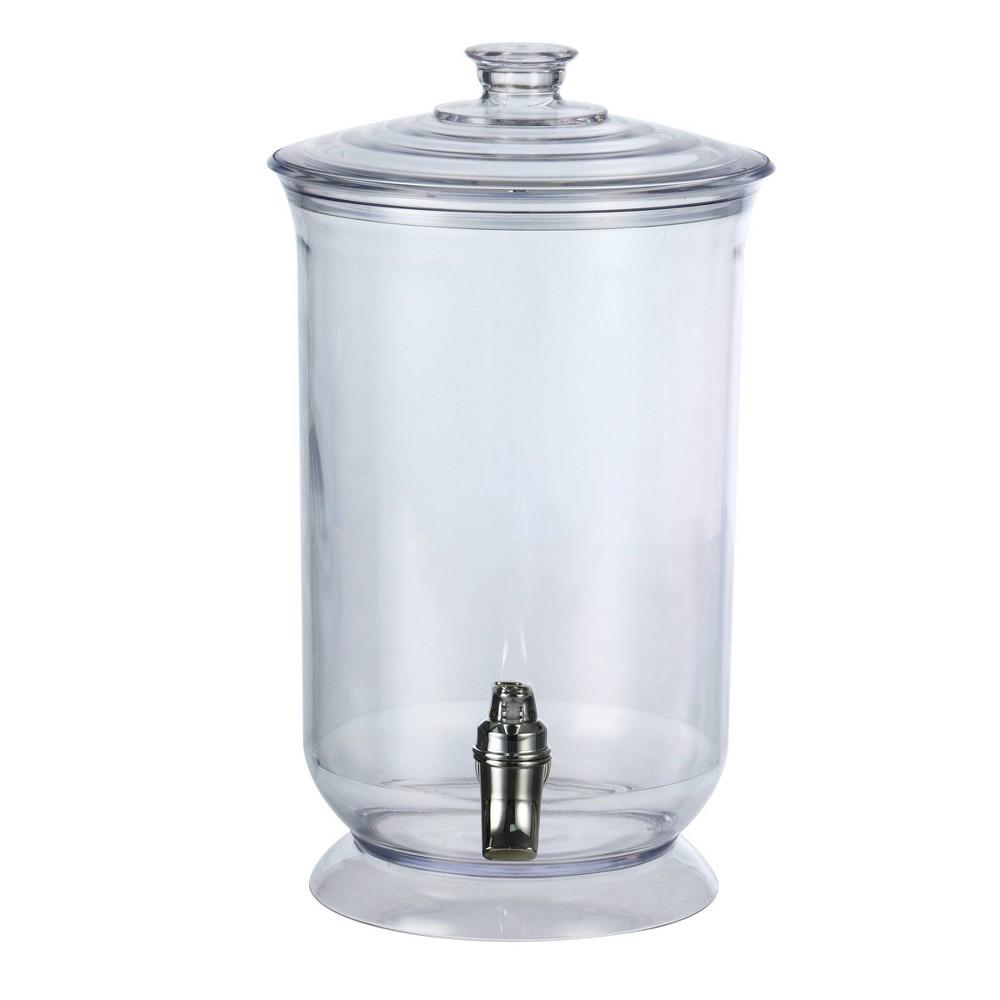 Image of Felli Acrylic Beverage Dispenser 1.16gal, Clear
