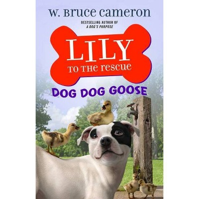Lily to the Rescue: Dog Dog Goose - (Lily to the Rescue!) by W Bruce Cameron (Paperback)