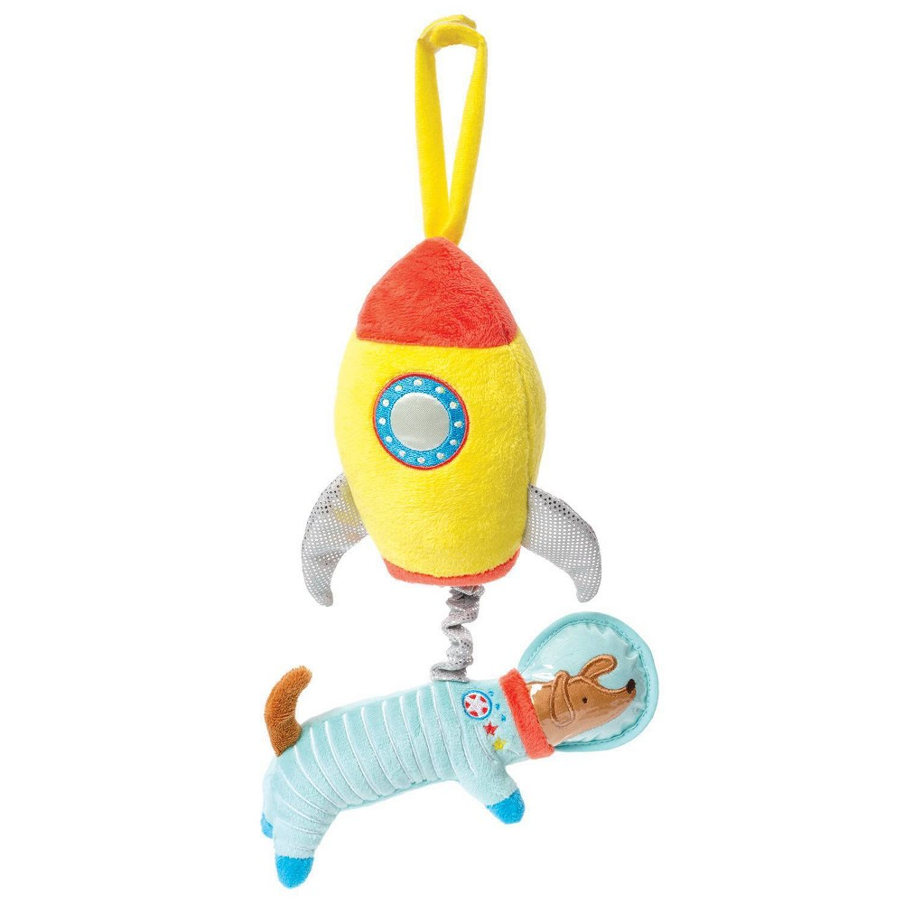 Image of The Manhattan Toy Company Space Pull Musical