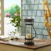 """16"""" Revere LED Candle Outdoor Lantern Brown - Smart Living - image 3 of 4"""