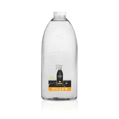 method Orange Tangerine Daily Granite Cleaner Refill - 68 fl oz