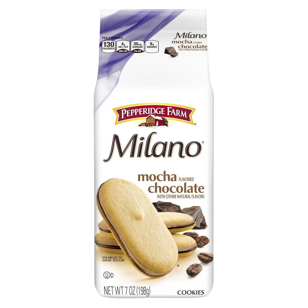 Pepperidge Farm Mocha Milano Cookies 7oz