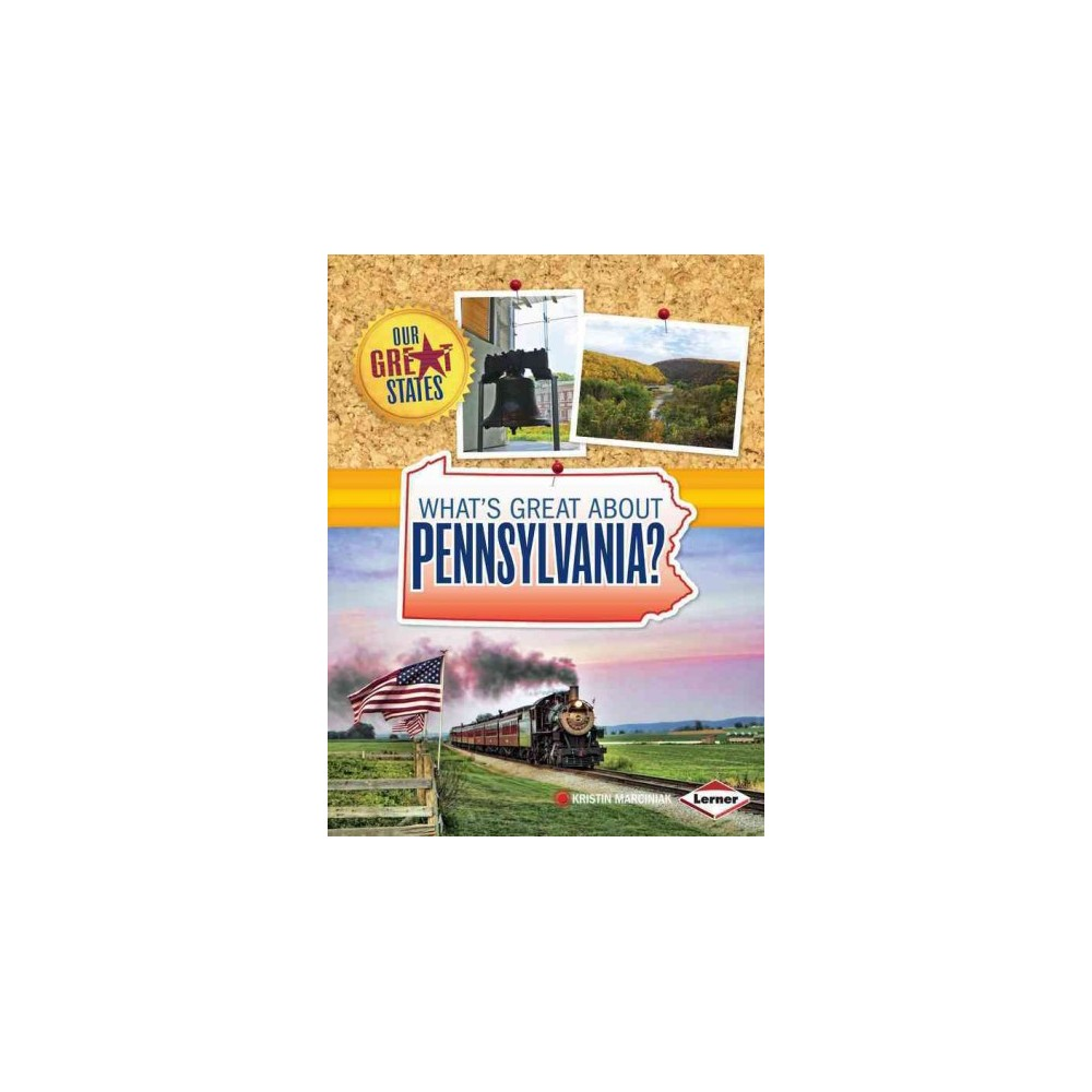 What's Great About Pennsylvania? (Paperback)