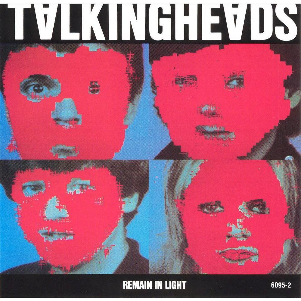 Talking heads - Remain in light (CD)