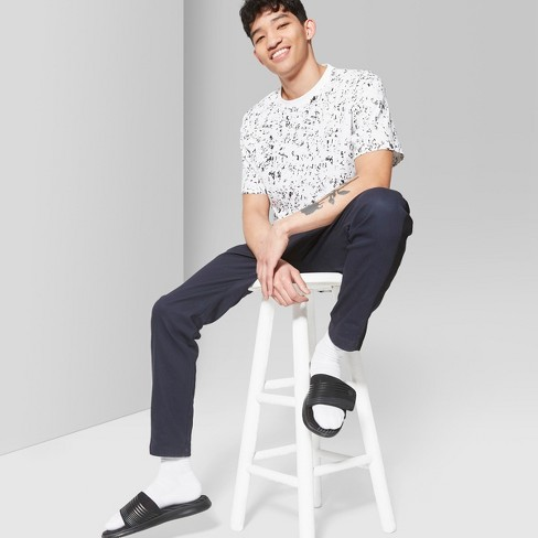 Men's Printed Short Sleeve T-Shirt - Original Use™ - image 1 of 3