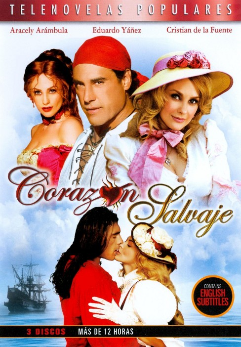Corazon salvaje (DVD) - image 1 of 1