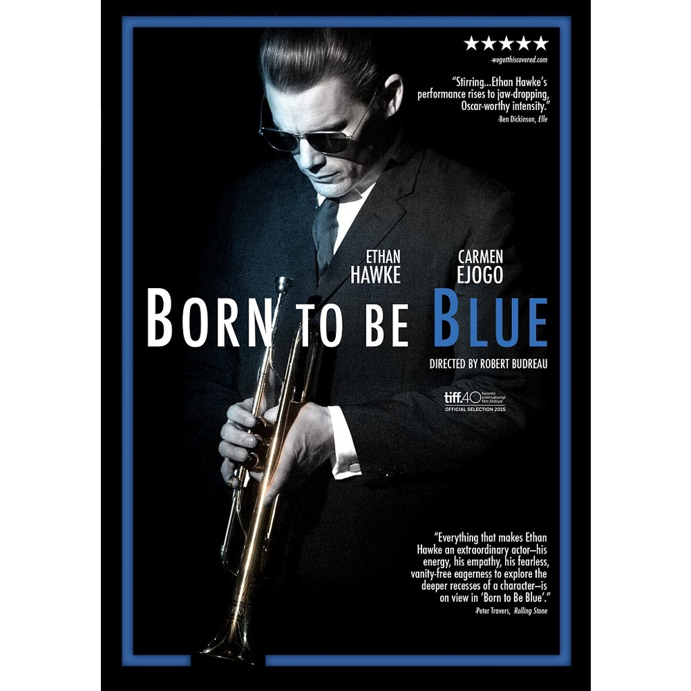 Born To Be Blue (Dvd), Movies
