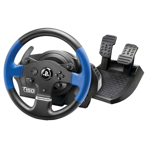 Thrustmaster 150 RS Racing Wheel for PlayStation 4 - image 1 of 1