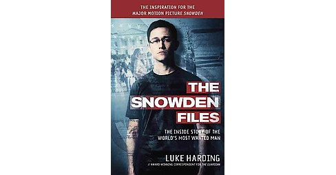 Snowden (Media Tie-In) (Paperback) Luke Harding - image 1 of 1