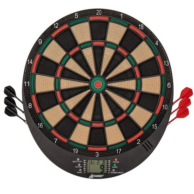"""Accudart 13"""" Soft Tip Electronic Dartboard with Electronic Scoring"""
