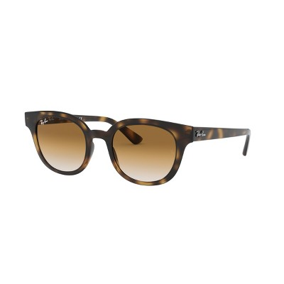 Ray-Ban RB4324 50mm Unisex Square Sunglasses