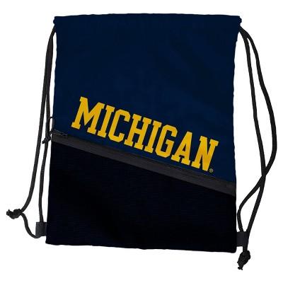NCAA Michigan Wolverines Tilt Drawstring Bag