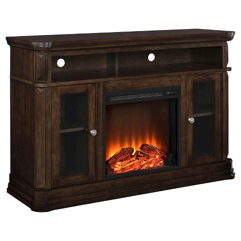 Centennial Electric Fireplace Tv Console For Tvs Up To 50