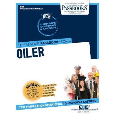 Oiler - (Career Examination) (Paperback)