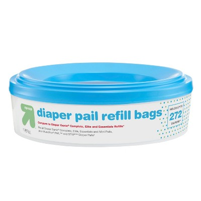 Diaper Pail Refill Bags - up & up™