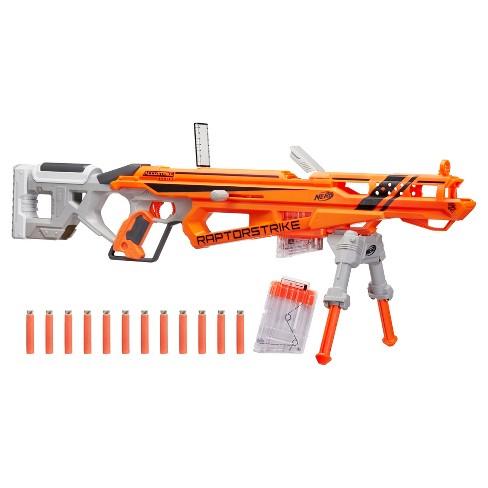 Nerf N Strike Elite Accustrike Raptorstrike Blaster Target