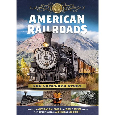 American Railroads: The Complete Story [2 Discs] - image 1 of 1
