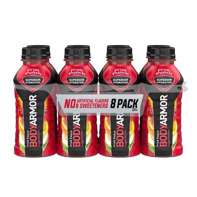 BODYARMOR Fruit Punch Sports Drink - 8pk/12 fl oz Bottles