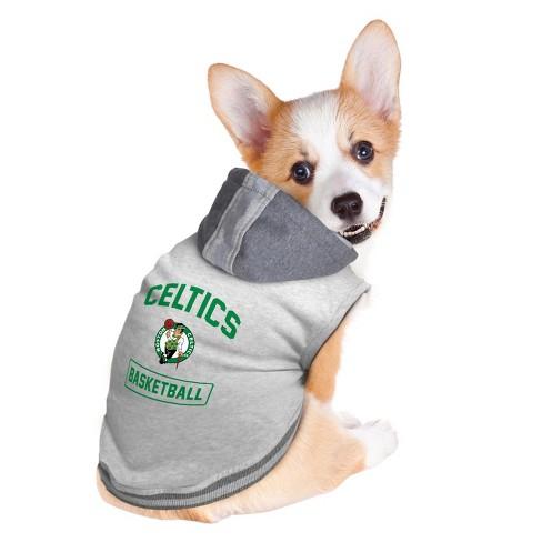 978e1888 Boston Celtics Pet Hooded Crewneck Sweater S. Shop all NBA