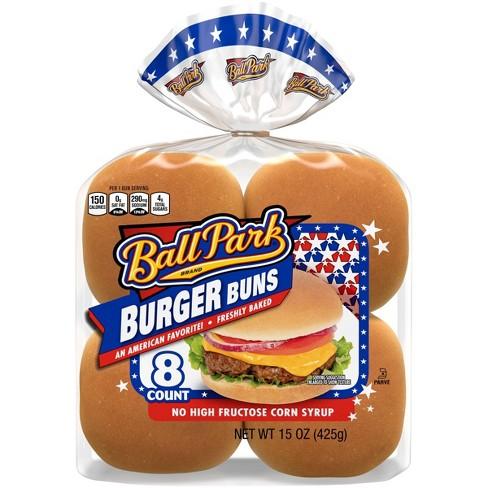 Ball Park Hamburger Buns - 15oz/8ct - image 1 of 4