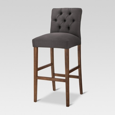 Swell 28 Brookline Tufted Barstool Threshold Cjindustries Chair Design For Home Cjindustriesco