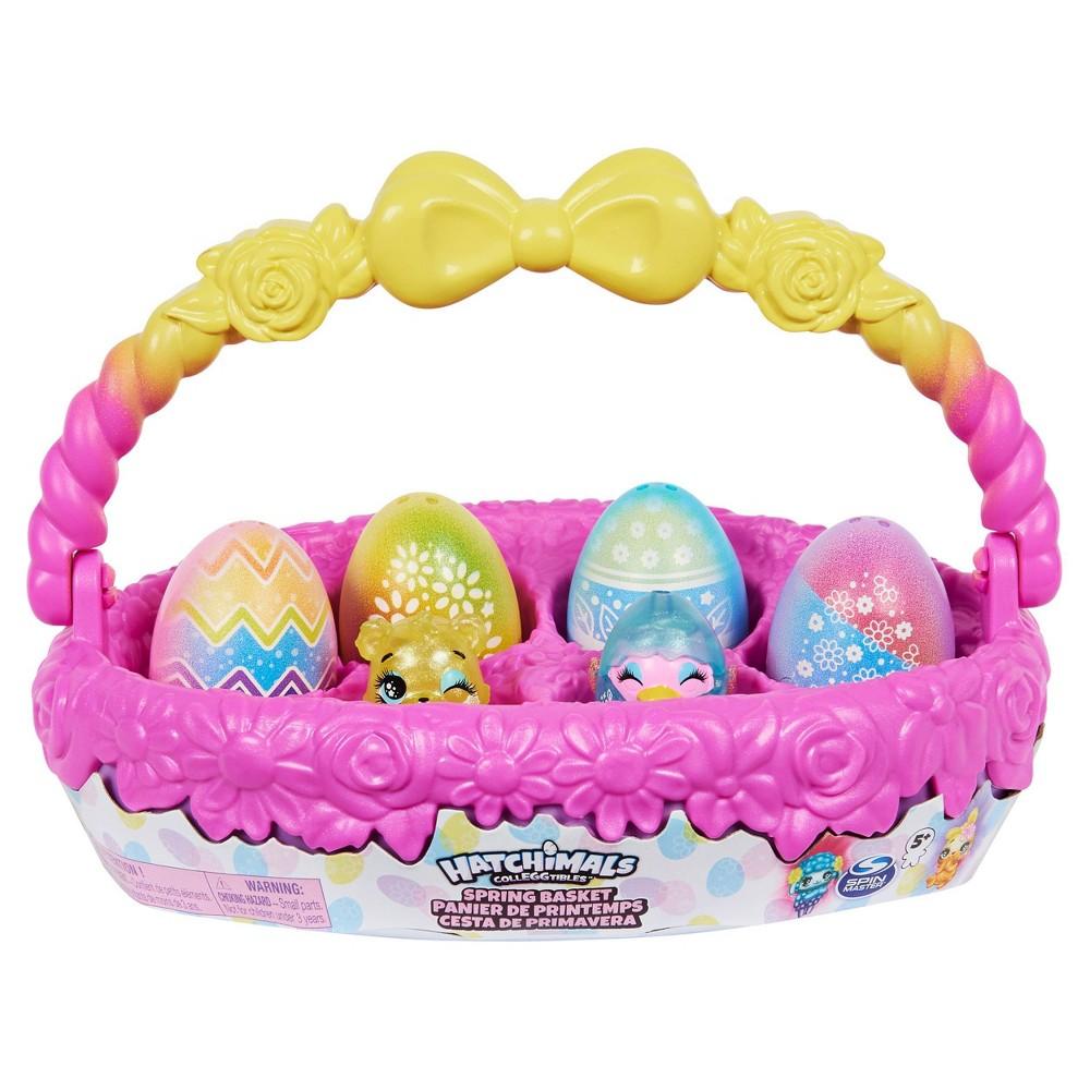 Hatchimals Easter Basket