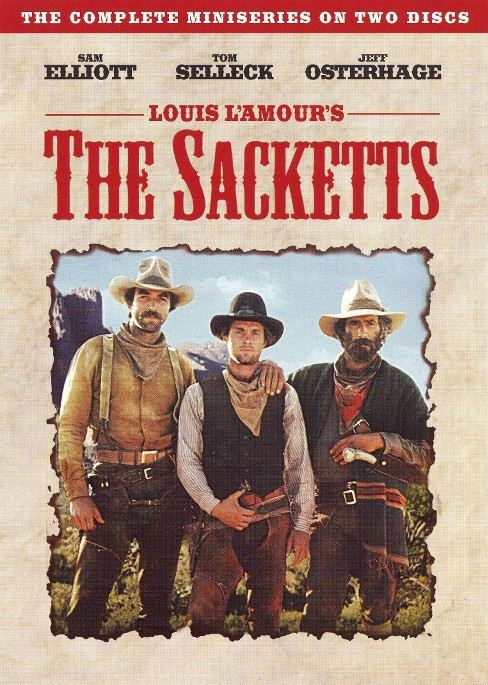 Sacketts (DVD) - image 1 of 1