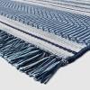 Global Stripe Outdoor Rug - Threshold™ - image 2 of 2