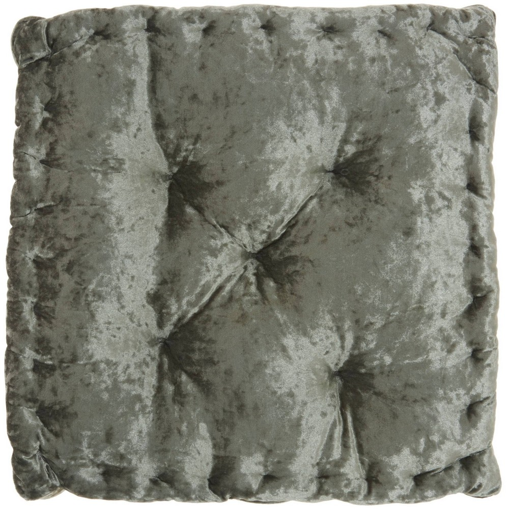 18 34 X18 34 Life Styles Square Booster Seat Cushion Gray Mina Victory