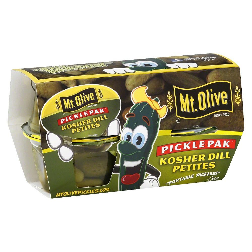 Mt. Olive Kosher Dill Petites - 14.8oz/4ct