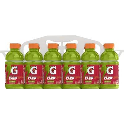 Gatorade Flow Kiwi Strawberry Sports Drink - 12pk/12 fl oz Bottles