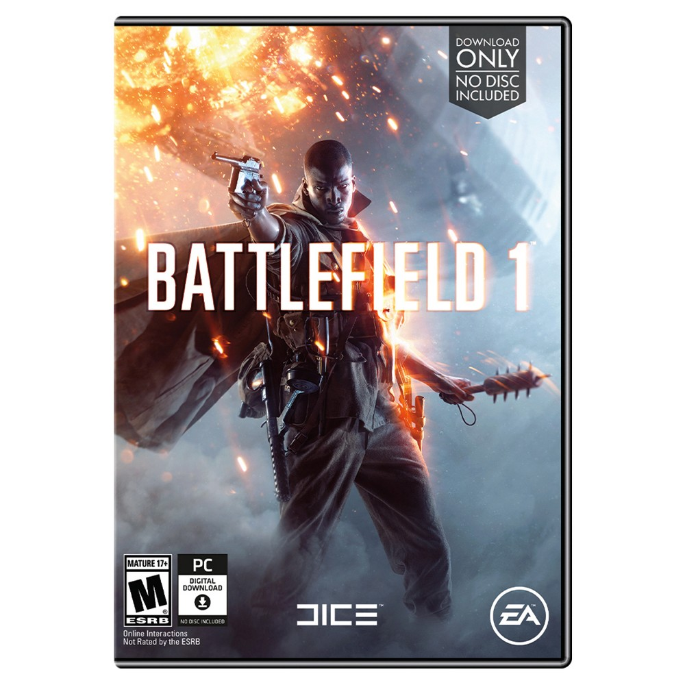 Electronic Arts Battlefield 1 - PC Games, Video Games