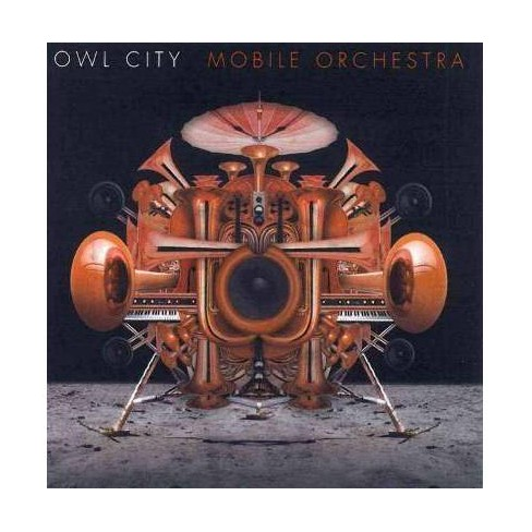 Owl City - Mobile Orchestra (CD)