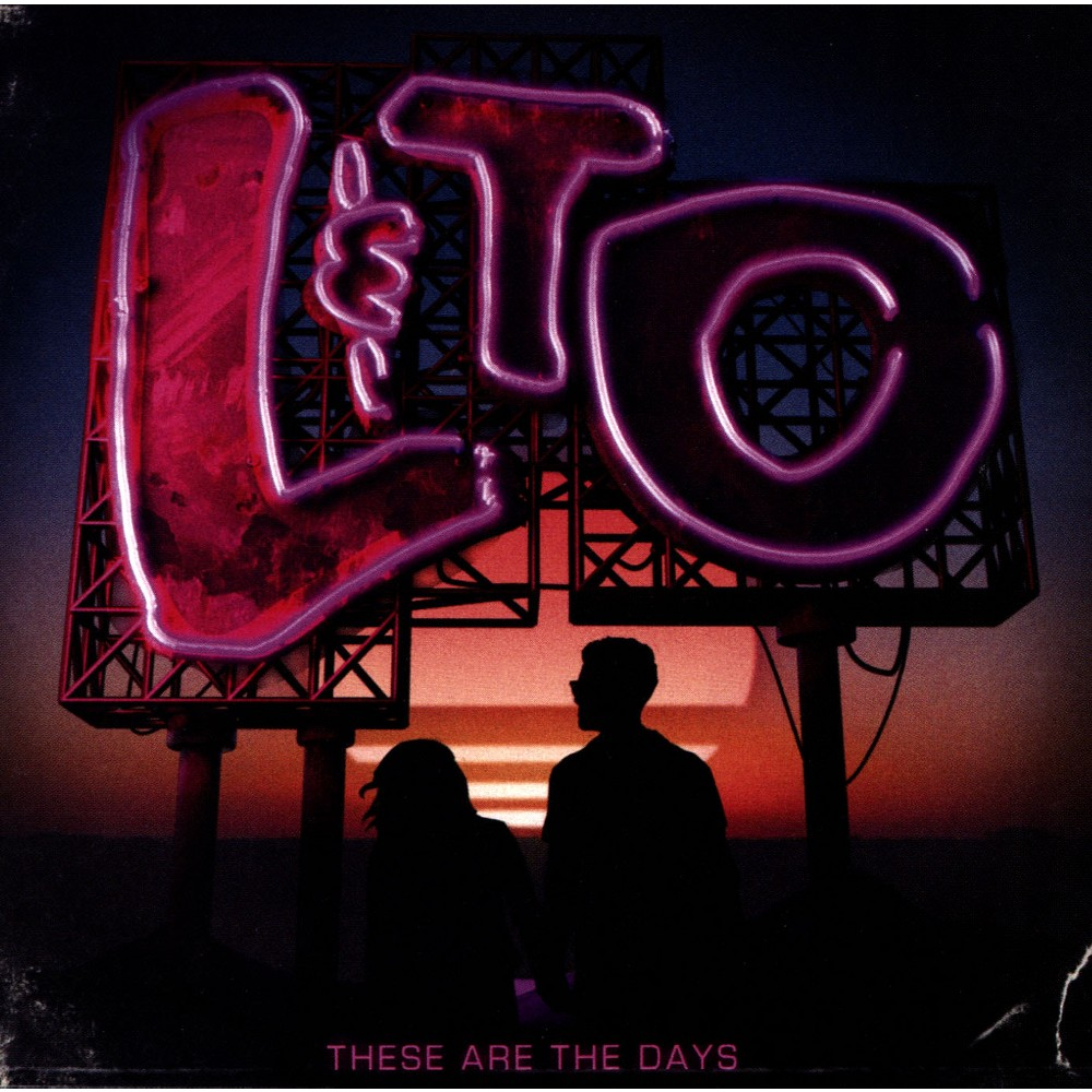 Love & The Outcome - These Are The Days (CD)