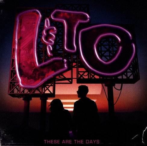 Love & The Outcome - These Are The Days (CD) - image 1 of 1