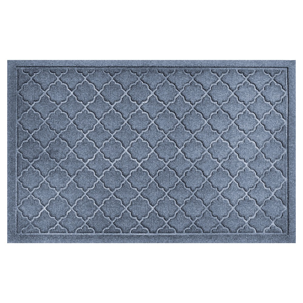 Blue Stone Solid Doormat - (2'X3') - Bungalow Flooring, Bluestone