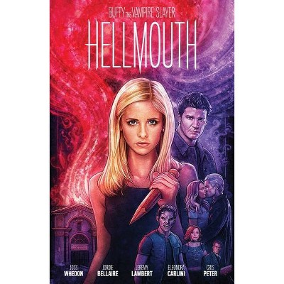 Buffy the Vampire Slayer/Angel: Hellmouth Limited Edition - by  Joss Whedon & Jordie Bellaire & Jeremy Lambert (Hardcover)
