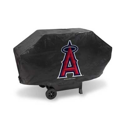 MLB Los Angeles Angels Deluxe Grill Cover