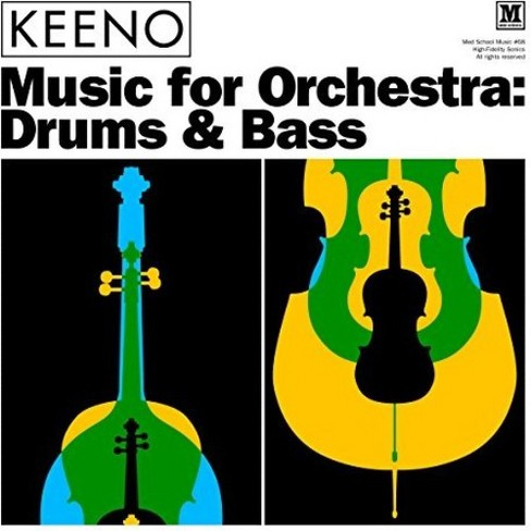 Keeno - Music For Orchestra:Drum & Bass (Vinyl) - image 1 of 1