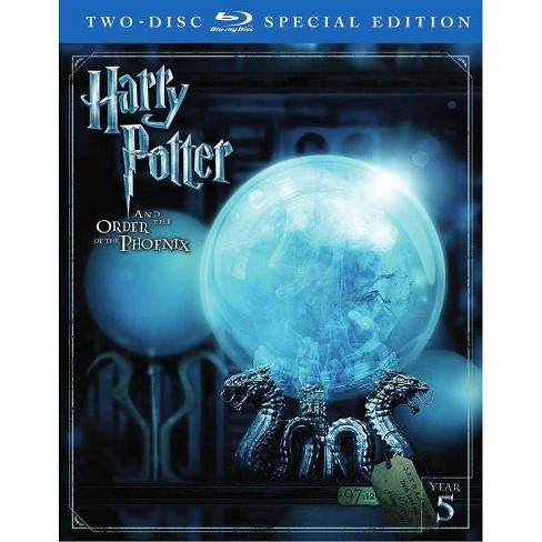 Harry Potter and the Order of the Phoenix (2-Disc Special Edition) (Blu-ray) - image 1 of 1