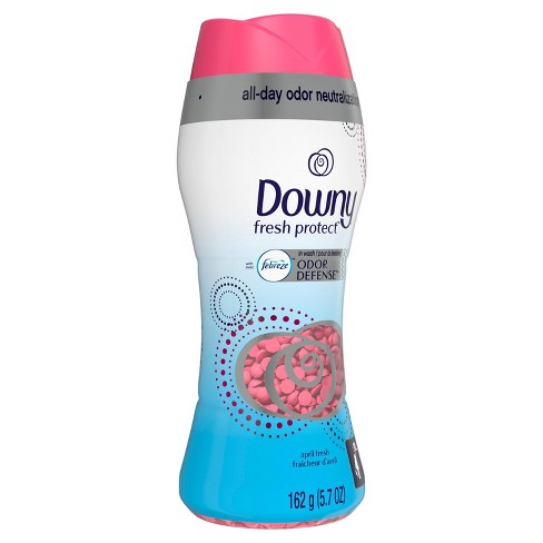 Downy Fresh Protect In-Wash April Fresh Scented Booster Beads - 5.7oz - image 1 of 3