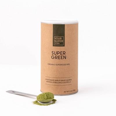 Your Super Green Mix Superfood Powder - 5.3oz