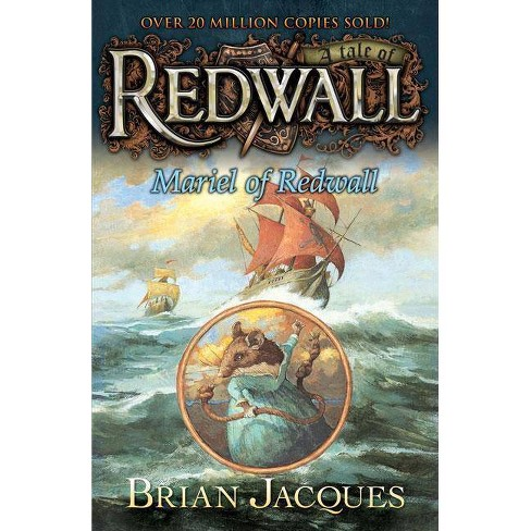 Mariel of Redwall - by  Brian Jacques (Paperback) - image 1 of 1