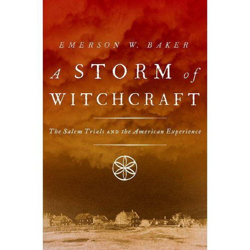 Storm of Witchcraft - by  Emerson W Baker (Paperback) - image 1 of 1