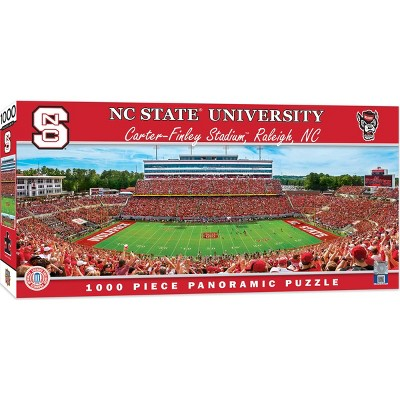 NCAA NC State Wolfpack 1000pc Pano Puzzle