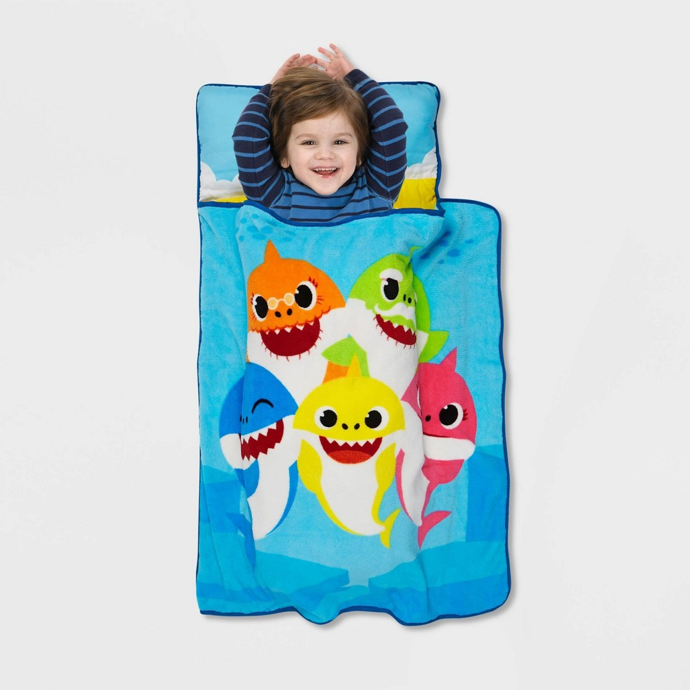 Image of Baby Shark Toddler Nap Mat, Kids Unisex