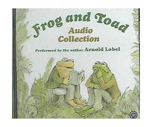 Frog and Toad : Audio Collection (Unabridged) (CD/Spoken Word) (Arnold Lobel) - image 1 of 1
