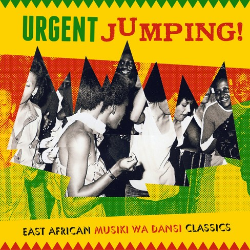 Various - Urgent Jumping:East African Musiki Wa (CD) - image 1 of 1