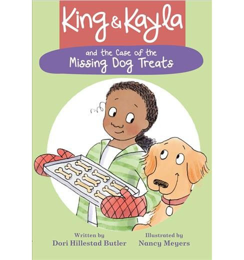 King & Kayla and the Case of the Missing Dog Treats (Reprint) (Paperback) (Dori Hillestad Butler) - image 1 of 1