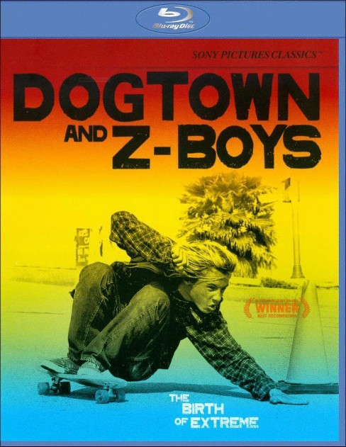 Dogtown and z boys (Blu-ray) - image 1 of 1